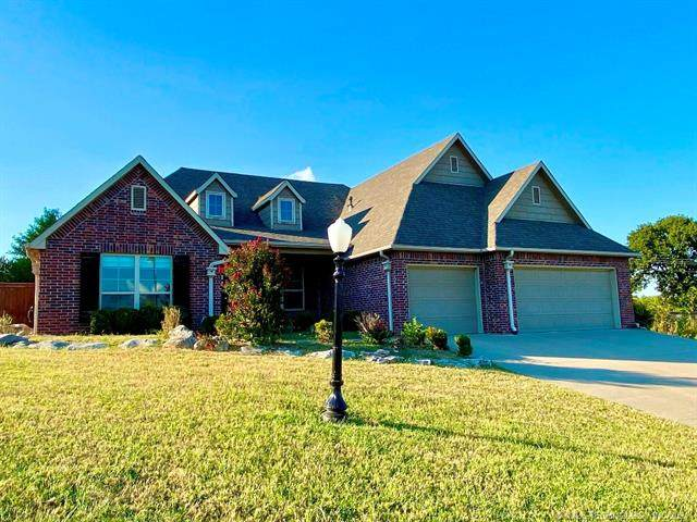 2707 Forest Ridge Parkway, Claremore, OK 74017 (MLS #2132496) :: Owasso Homes and Lifestyle