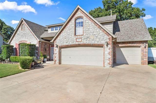 8819 E 98th Street, Tulsa, OK 74133 (MLS #2132609) :: Active Real Estate