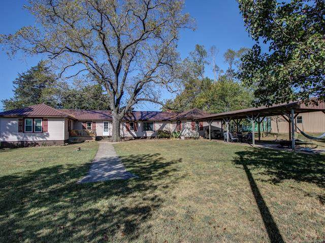 20777 W Sixshooter Road, Cookson, OK 74427 (MLS #2132681) :: Hopper Group at RE/MAX Results