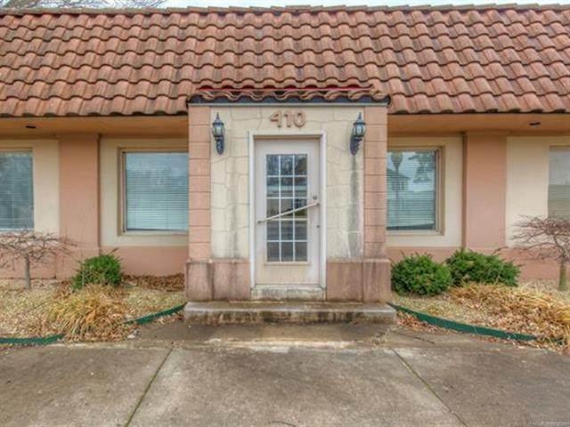 410 E Cherokee Street, Wagoner, OK 74467 (MLS #2132688) :: 918HomeTeam - KW Realty Preferred