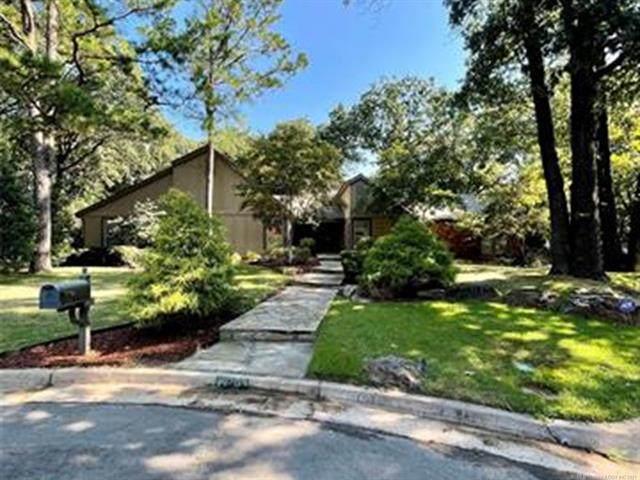10203 S Richmond Avenue, Tulsa, OK 74137 (MLS #2132718) :: Active Real Estate