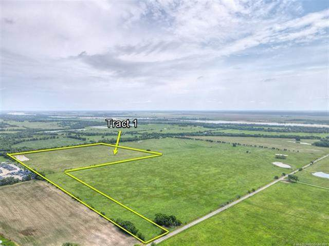 1 E Cypress Street, Haskell, OK 74436 (MLS #2132758) :: Owasso Homes and Lifestyle