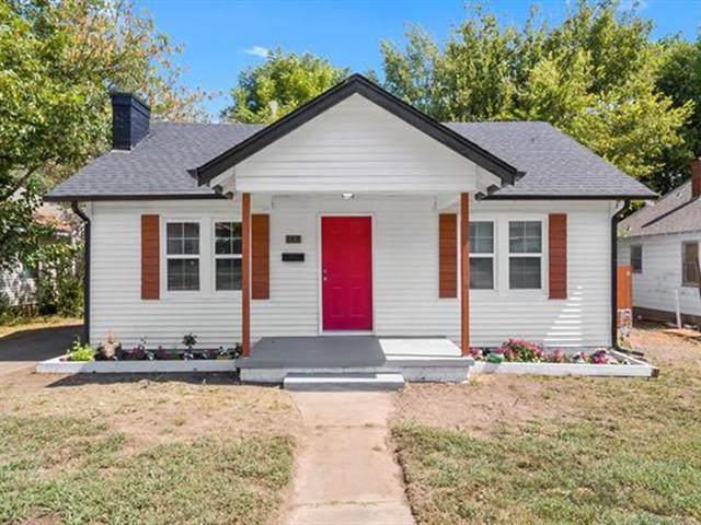 147 N Delaware Place, Tulsa, OK 74110 (MLS #2133058) :: 918HomeTeam - KW Realty Preferred