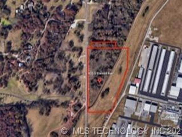 8415 S Elwood Avenue, Tulsa, OK 74132 (MLS #2133144) :: Active Real Estate