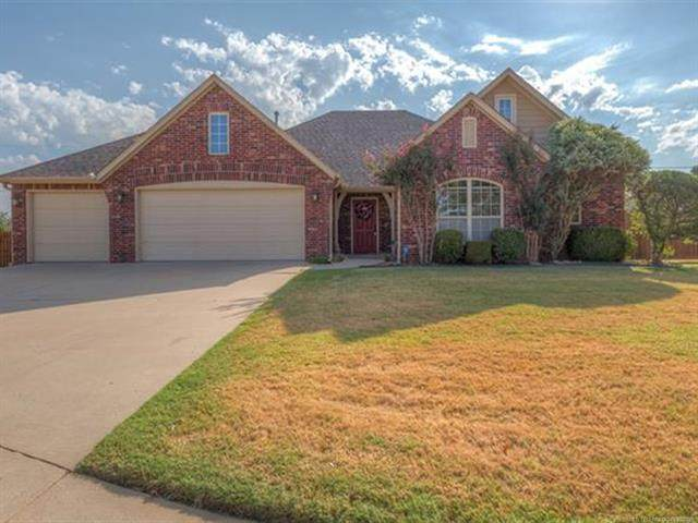5107 Barr Drive, Sand Springs, OK 74063 (MLS #2133164) :: Active Real Estate