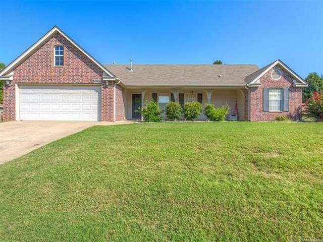 30001 E 138th Place S, Coweta, OK 74429 (MLS #2133305) :: Hopper Group at RE/MAX Results
