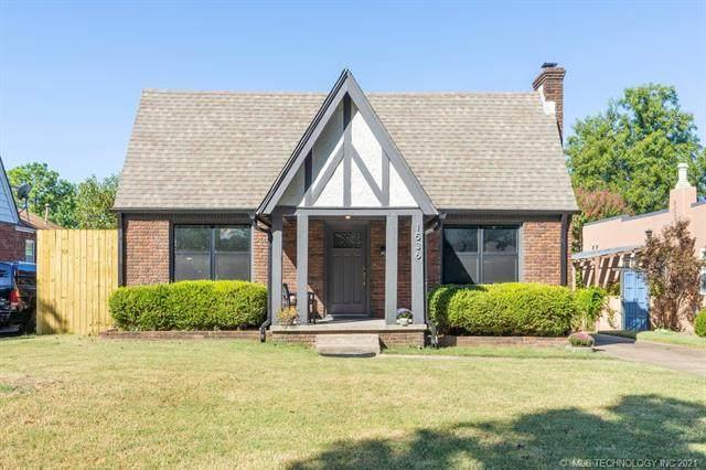 1536 S Florence Avenue, Tulsa, OK 74104 (MLS #2133394) :: Owasso Homes and Lifestyle