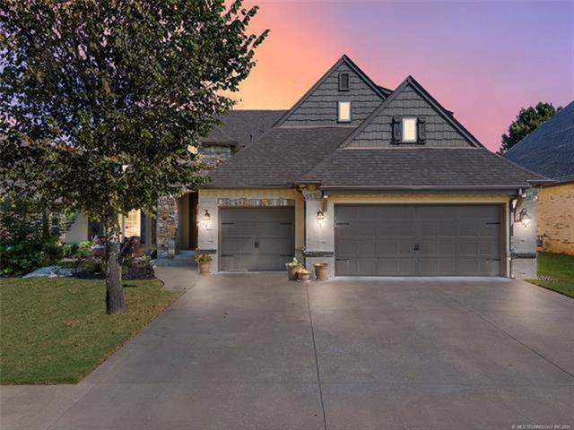 2407 E 140th Place S, Bixby, OK 74008 (MLS #2133399) :: Hopper Group at RE/MAX Results
