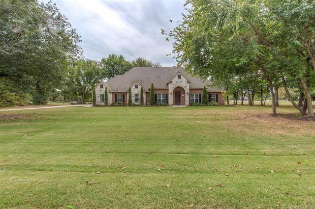 27920 E 160th Street S, Coweta, OK 74429 (MLS #2133671) :: Active Real Estate