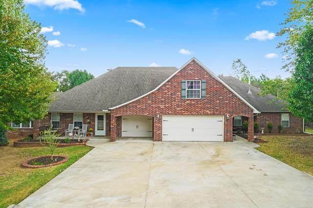 13939 S 262nd East Avenue, Coweta, OK 74429 (MLS #2133753) :: Active Real Estate