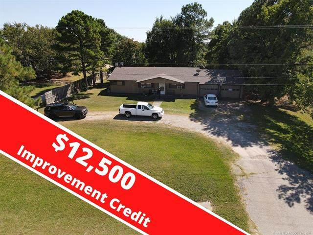 9584 Us Hwy 70 Highway, Durant, OK 74701 (MLS #2133761) :: Hopper Group at RE/MAX Results