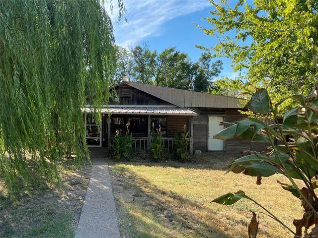 410 N Main Street, Jennings, OK 74038 (MLS #2133829) :: Active Real Estate