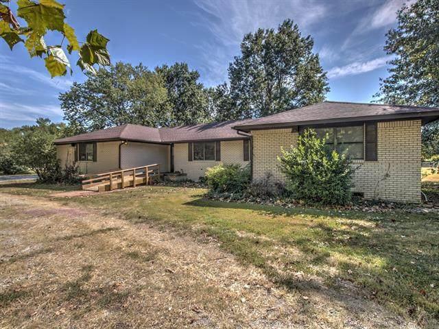 665 Lori Lane, Vinita, OK 74301 (MLS #2133847) :: Active Real Estate