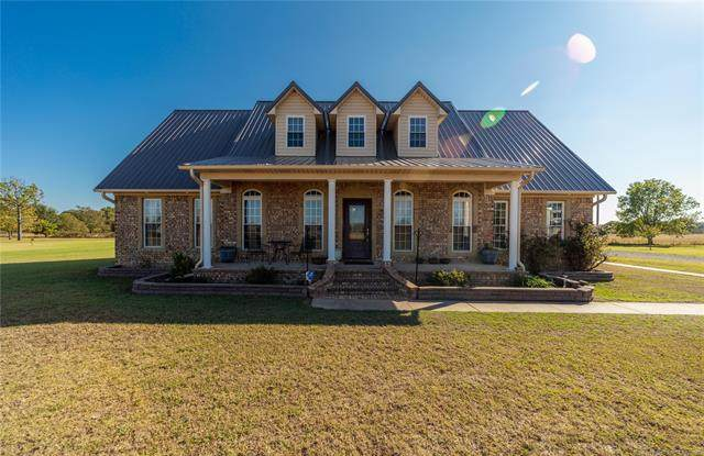 3646 High Hill, Mcalester, OK 74501 (MLS #2134065) :: Hopper Group at RE/MAX Results