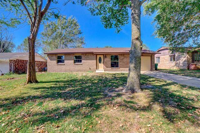 306 Green Meadow Drive, Inola, OK 74036 (MLS #2134131) :: Active Real Estate