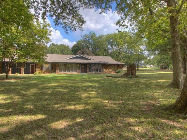 441 Timbercrest Road, Catoosa, OK 74015 (MLS #2134366) :: 918HomeTeam - KW Realty Preferred