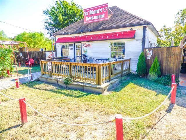 403 SE Johnson Street, Canadian, OK 74425 (MLS #2134462) :: 918HomeTeam - KW Realty Preferred