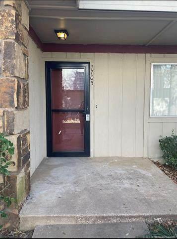 2212 E 66th Place S #1705, Tulsa, OK 74136 (MLS #2134464) :: Active Real Estate
