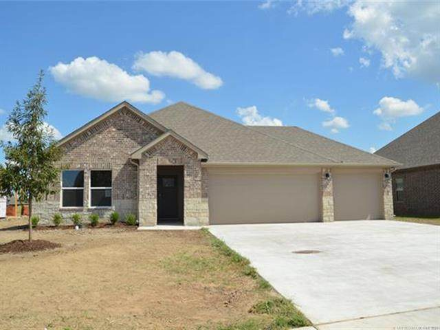 11175 S 282nd Street S, Coweta, OK 74429 (MLS #2134487) :: Hopper Group at RE/MAX Results