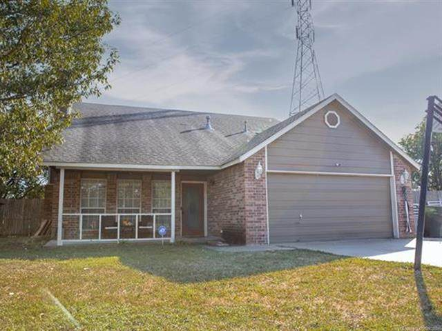 13104 E 77th Street North, Owasso, OK 74055 (MLS #2134910) :: Active Real Estate
