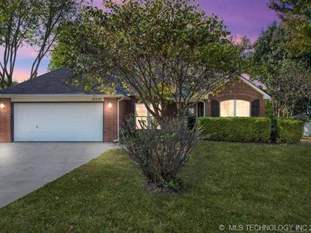 18330 S 130th Avenue E, Bixby, OK 74008 (MLS #2134933) :: Active Real Estate