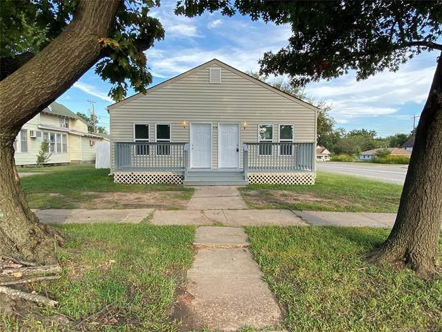 526 SE Shawnee Avenue, Bartlesville, OK 74003 (MLS #2135274) :: Hopper Group at RE/MAX Results