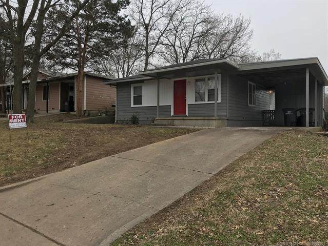 523 SE Elmhurst Avenue, Bartlesville, OK 74006 (MLS #2135290) :: Active Real Estate