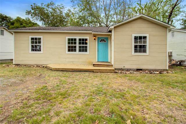 17 S Oak Street, Pryor, OK 74361 (MLS #2135373) :: Active Real Estate