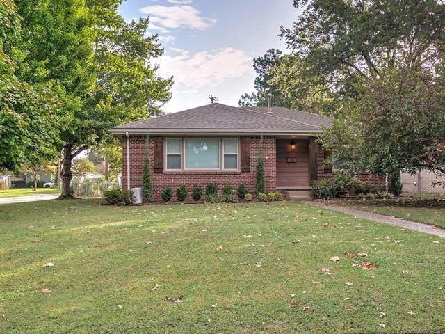3805 S Jamestown Avenue W, Tulsa, OK 74135 (MLS #2135423) :: Active Real Estate