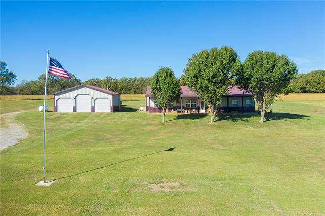 56941 S 510 Road, Rose, OK 74364 (MLS #2135552) :: Hopper Group at RE/MAX Results