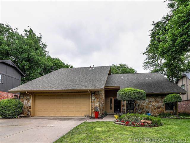 8723 S 68th East Avenue, Tulsa, OK 74133 (MLS #2135596) :: Hopper Group at RE/MAX Results
