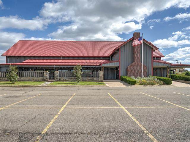 109 W Willis Road, Tahlequah, OK 74464 (MLS #2135823) :: Hopper Group at RE/MAX Results