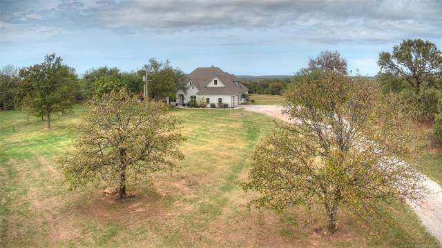 24733 W Highway 33 Highway, Sapulpa, OK 74066 (MLS #2135854) :: Hopper Group at RE/MAX Results
