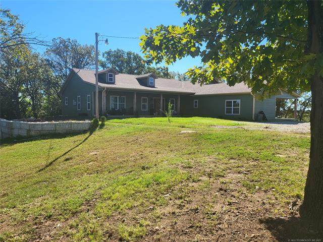 19167 County Road 1480, Ada, OK 74820 (MLS #2135894) :: Hopper Group at RE/MAX Results