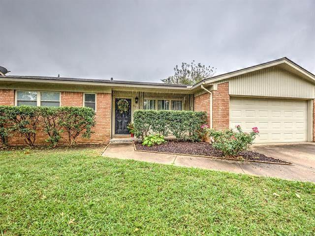 6718 E 17th Street, Tulsa, OK 74112 (MLS #2135929) :: Active Real Estate