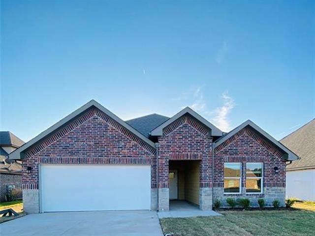 28189 E 112th Place S, Coweta, OK 74429 (MLS #2136044) :: Active Real Estate