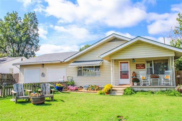 815 N Simpson Street, Eufaula, OK 74432 (MLS #2136061) :: Active Real Estate