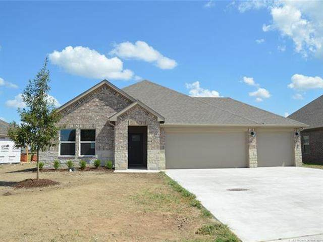 28273 E 112th Street S, Coweta, OK 74429 (MLS #2136067) :: Active Real Estate