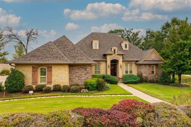 608 E Glendale Street, Broken Arrow, OK 74011 (MLS #2136123) :: Active Real Estate