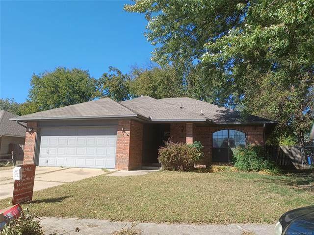 12519 E 27th Place, Tulsa, OK 74129 (MLS #2136221) :: Active Real Estate