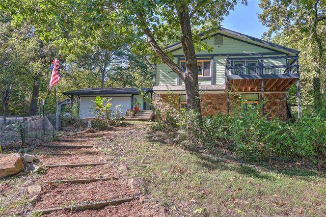 8410 S 43rd West Avenue W, Tulsa, OK 74132 (MLS #2136247) :: Hopper Group at RE/MAX Results