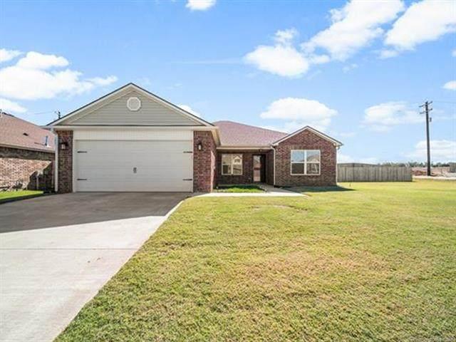1007 Colhurst Lane, Claremore, OK 74019 (MLS #2136366) :: Active Real Estate