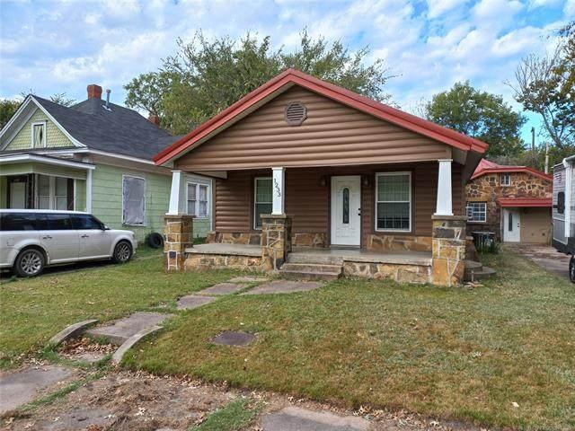 1233 Ash Street, Muskogee, OK 74403 (MLS #2136399) :: 918HomeTeam - KW Realty Preferred