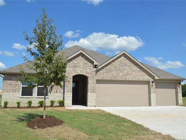 11266 S 282nd East Avenue, Coweta, OK 74429 (MLS #2136556) :: Active Real Estate