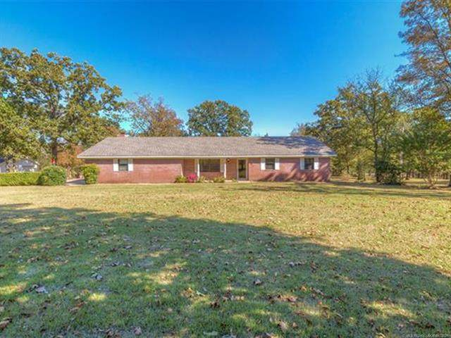 73502 Cyclone Hollow Road, Wagoner, OK 74467 (MLS #2136687) :: Hopper Group at RE/MAX Results