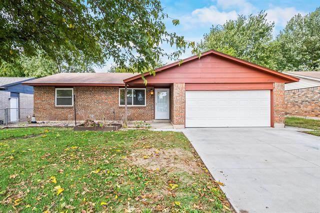 3702 S 109th East Avenue, Tulsa, OK 74146 (MLS #2137315) :: 918HomeTeam - KW Realty Preferred