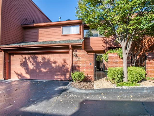 46 E Woodward Boulevard #12, Tulsa, OK 74114 (MLS #1743450) :: The Boone Hupp Group at Keller Williams Realty Preferred