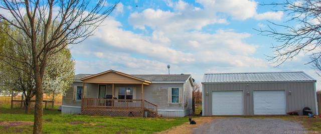 204 Hidden Acres Street, Pryor, OK 74361 (MLS #1747336) :: Brian Frere Home Team