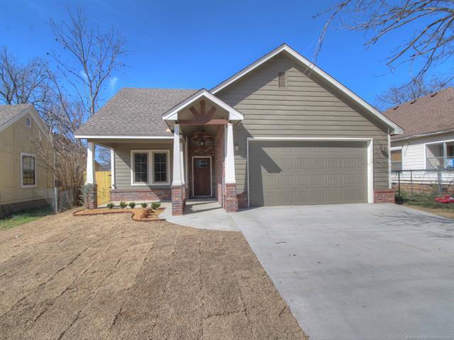 618 S Maple Street, Sapulpa, OK 74066 (MLS #1801948) :: The Boone Hupp Group at Keller Williams Realty Preferred