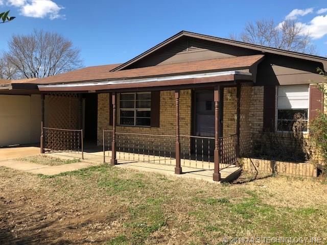 103 1/2 E Crisler Avenue, Mcalester, OK 74501 (MLS #1801998) :: The Boone Hupp Group at Keller Williams Realty Preferred